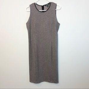 Lauren Ralph Lauren faux leather dress size medium